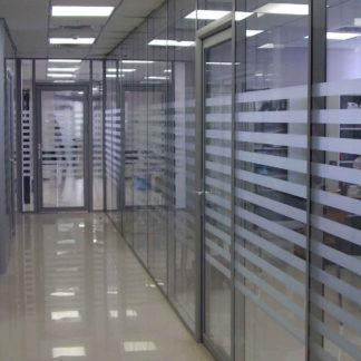 """Каркасные перегородки: ALT100, ALT111, P100(Alumil), """"Офис ПРО""""(ЗЕНИТ)"""