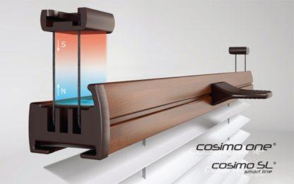 Шторы-плиссе COSIMO ONE