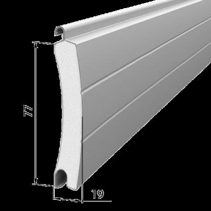 Профиль роллетный роликовой прокатки AG/77H