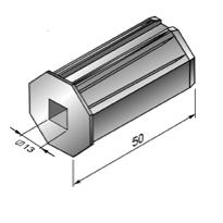 Капсула редукторная BP40x13AL