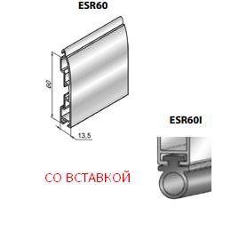 Профиль ригельный ESR60I