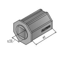 Капсула редукторная GC40