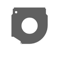 Пластина ограничительная GPU180/64