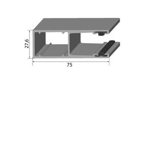 Шина направляющая GR75x27/SI