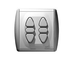 Выключатель с фиксацией Inis Duo