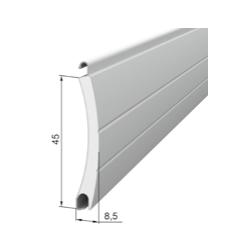 Профиль роллетный роликовой прокатки PD/45N
