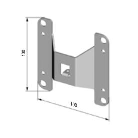 Пластина крепления PLA100