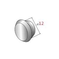 Заглушка ПВХ PP12