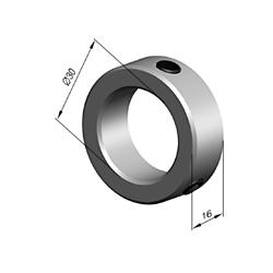 Кольцо ограничительное RN 30