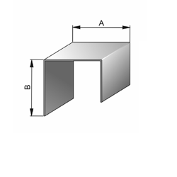 Крышка короба верхняя SB-I/UC/150m
